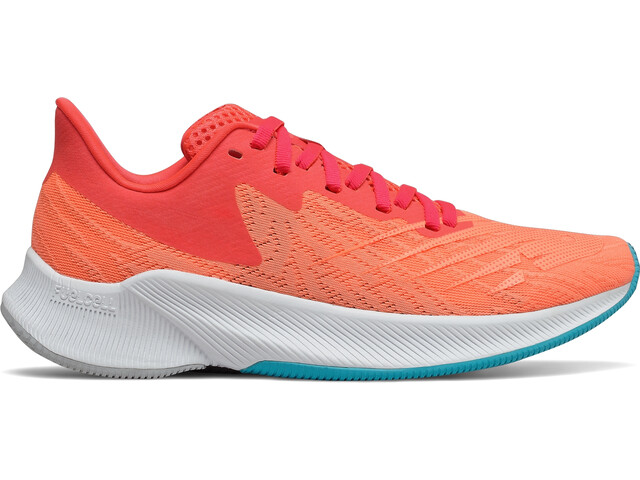 New Balance Prism Running Shoes Women, vivid coral